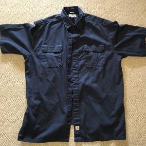 Carhartt Buttin up shirt